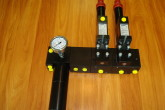 Development of gas dryer & oil atomizing gas filter