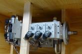 Kyvo Lathi - Turbine system