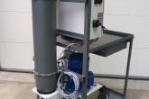 Mobile hydraulic test power unit