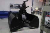 Overhaul hydraulic grab