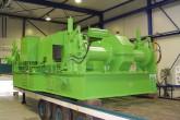 Overhaul hydraulic pontoon
